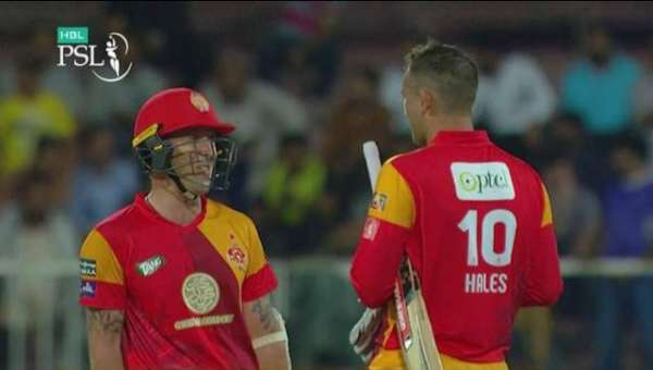Islamabad United Sets Target Of 186 Runs For Multan Sultans