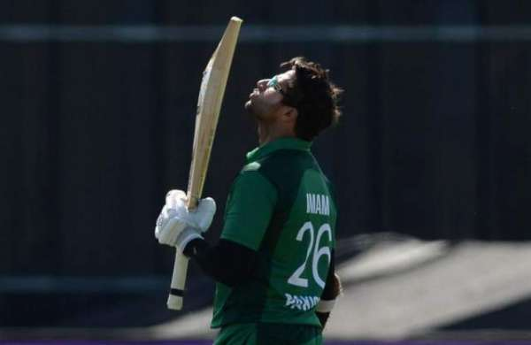 Imam-ul-Haq Is Only The 5th Pakistan Batsman To Score 150plus In ODIs And, At 23 Years And 153 Days, The Youngest To Do It