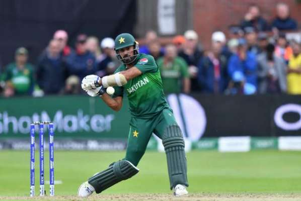 Wahab Riaz Has Now Scored Highest Individual Score By A Number 9 Batsman From Pakistan In World Cup Matches, Previous Was 41* By Abdul Qadir Against New Zealand In 1983 World Cup At Birmingham
