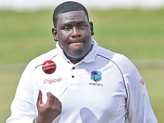 Rakheem Cornwall,140 Kg 'Giant' From West Indies Who Will Play Against India In Upcoming Test Series