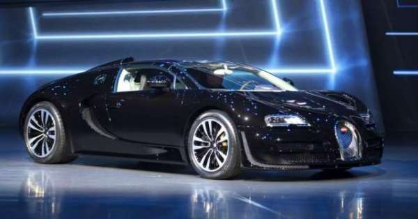 This Is How Much A $1.7 Million Bugatti Hypercar's Oil Change Costs