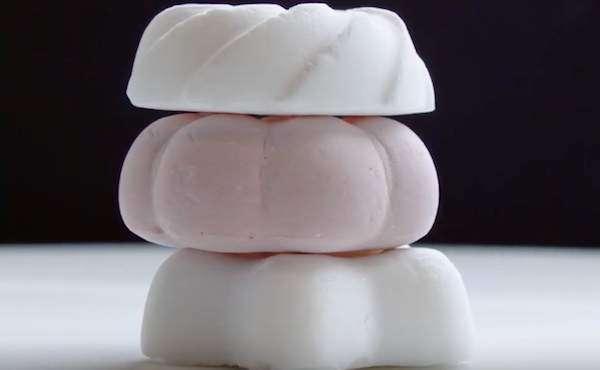World's Lightest Dessert Is 96 Percent Air, Weighs Just One Gram