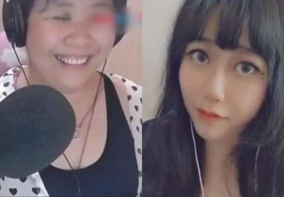 Video Filter Glitch Reveals Popular Young Vlogger To Be 58-Year-Old Woman