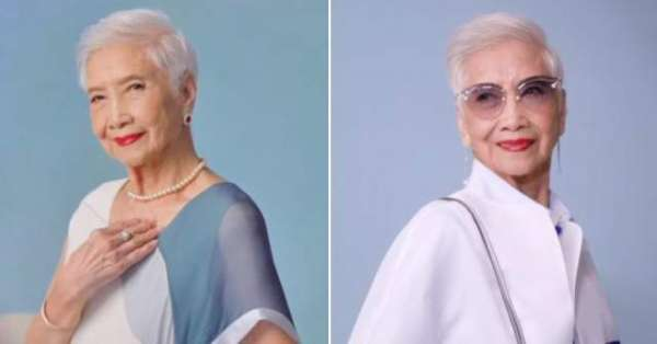 ٍٍThis 96-Year-Old Woman Is Asia's Oldest Fashion Model