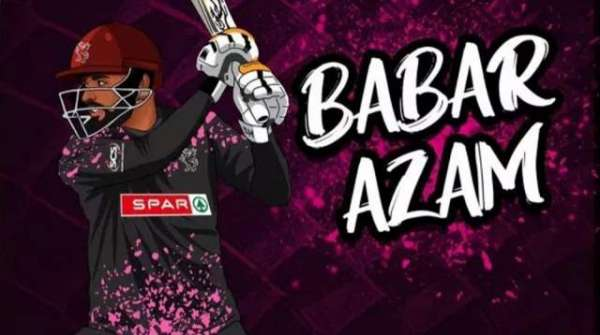 Babar Becomes Leading Run-scorer In T20 Blast 2019