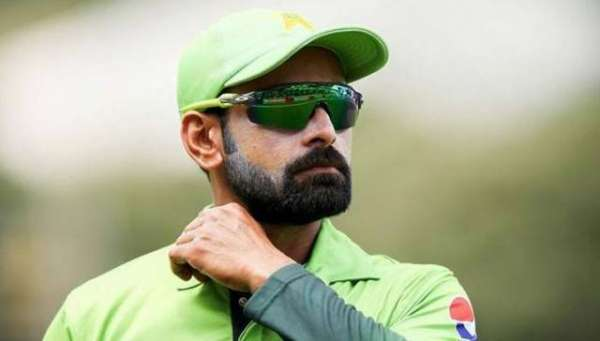 Playing With Players Who Were Involved In Wrong Activities: Mohammad Hafeez