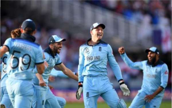 England Are The World Champions On The Basis Of Hitting More Boundaries In The Match