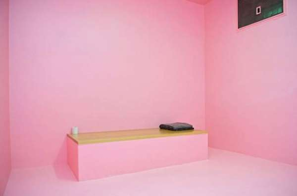 Painting Jail Cells Pink – A Controversial Way To Curb Inmate Aggression