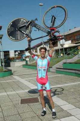 Hungarian Man Bikes To Seven Countries In 24 Hours For Guinness Record