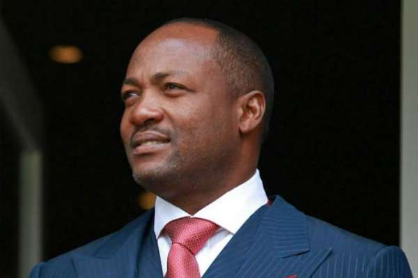 Brian Lara Hospitalised After Chest Pain In Mumbai