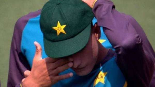 Naseem Shah Weeps While Taking A Test Cap