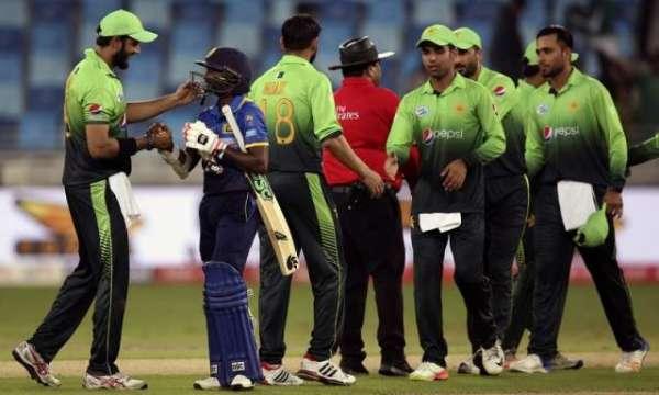 Sri Lanka To Play Odi Series In Lahore