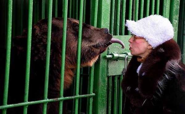 Zoo Keeper Who Lost Her Leg To A Bear Begs That The Animal Be Pardoned