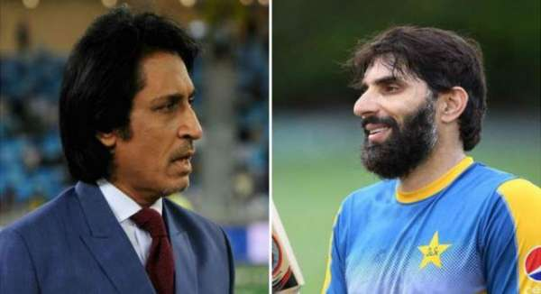 Ramiz Raja Against Misbah's Appointment As Head Coach