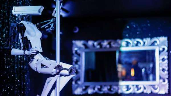 Robot Pole Dancers To Debut At French Nightclub