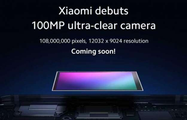 Xiaomi is planning a phone with a 108-megapixel camera