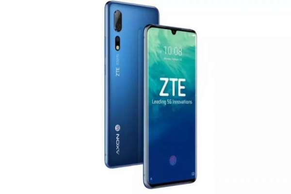 ZTE releases first 5G phone in China