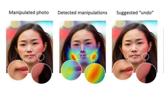 Adobe trained AI to detect facial manipulation in Photoshop