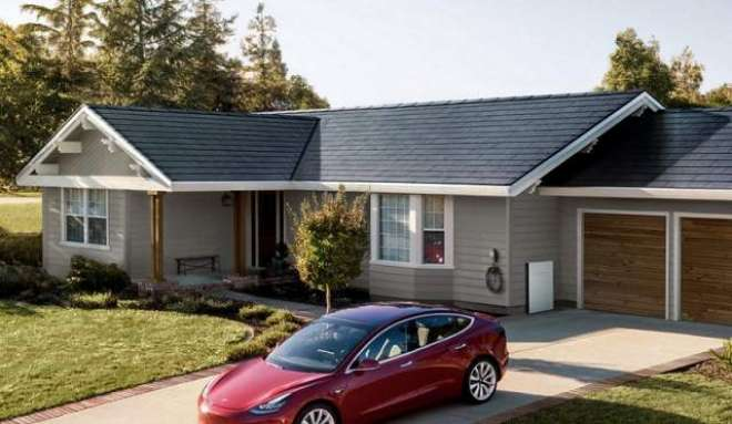 Tesla unveils its easier-to-install Solar Roof
