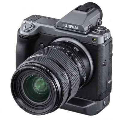 Fujifilm GFX100 is a $10,000 medium format camera with 102MP sensor